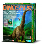 4M KIDZ LABS Brachiosauruksen luuranko
