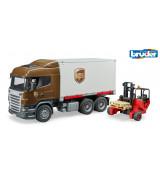 BRUDER Scania R-Serie UPS