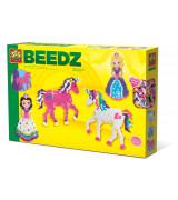 SES BEEDZ Silityshelmipakkaus Yksisarvinen Ja Prinsessa