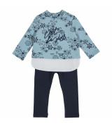 CHICCO t-paita + leggingsit
