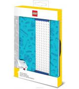 IQ LEGO STATIONERY 2.0 Muistikirja Lego-palikalla
