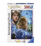 RAVENSBURGER Harry Potter at Hogwarts palapeli 500