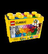 LEGO CLASSIC Suuri luova rakennuslaatikko 10698