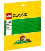 LEGO CLASSIC Vihreä rakennuslevy 10700