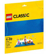 LEGO Classic Sininen rakennuslevy 10714