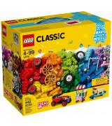 LEGO CLASSIC Palikat pyörillä 10715