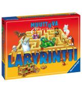 RAVENSBURGER Muuttuva Labyrintti Boardgame lautapeli