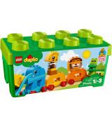 LEGO DUPLO Ensimmäiset eläimeni -palikkarasia 10863