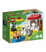 LEGO DUPLO Maatilan eläimet 10870