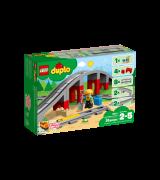 LEGO DUPLO Junasilta ja junarata 10872