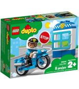 LEGO Duplo Poliisimoottoripyörä
