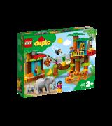 LEGO DUPLO Trooppinen saari 10906