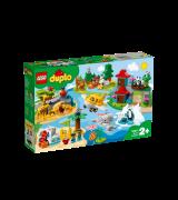 LEGO DUPLO Maailman eläimet 10907