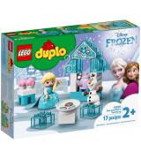 LEGO DUPLO Elsan ja Olafin teekutsut 10920