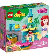 LEGO DUPLO Arielin vedenalainen linna 10922