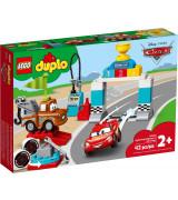 LEGO Duplo Salama McQueenin kisapäivä 10924