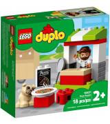 LEGO DUPLO Pizzakoju 10927