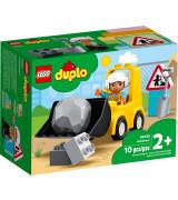 LEGO DUPLO Raivaustraktori 10930