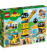 LEGO DUPLO Purkutyömaa 10932
