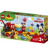 LEGO DUPLO Disney Mikin ja Minnin syntymäpäiväjuna 10941