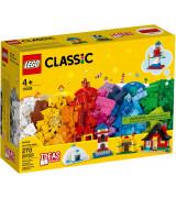 LEGO CLASSIC Palikat ja talot 11008