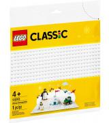 LEGO CLASSIC Valkoinen rakennuslevy