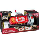 MATTEL CARS Stunt & Skills McQueen kilpa-auto