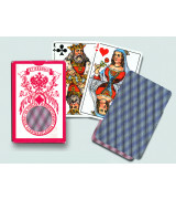 PIATNIK STANDARD RUSSIAN Pelikortit, 55 korttia