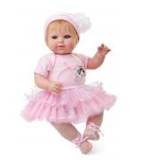 BERJUAN Baby Sweet Niña Rubia Bailarina vauvanukke
