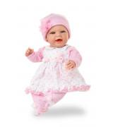 BERJUAN Baby Sweet Niña Gorro Rosa vauvanukke