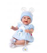 BERJUAN Baby Sweet  Niño Gorro Azul vauvanukke