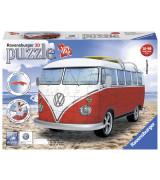 RAVENSBURGER 3D-palapeli VW-bussi, 162 kpl