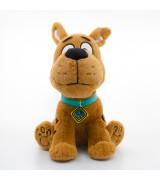 SCOOBY DOO  Istuva pehmolelu Baby Scooby 20 cm