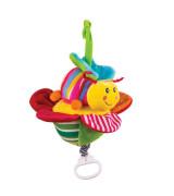 HAPPY SNAIL Vauvan musiikkimobile Ihana Kevät