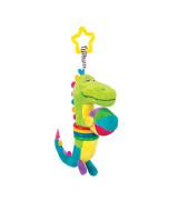 HAPPY SNAIL Ripustettava lelu Krokotiili Crocco
