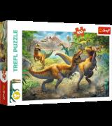 TREFL Palapeli Dinosaurukset, 160 palaa