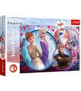 TREFL Palapeli 160 Frozen 2
