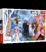 TREFL Palapeli Frozen 2, 160 palaa
