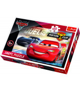 TREFL Palapeli 100 Autot 3