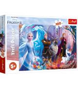 TREFL Palapeli 100 Frozen 2