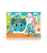 INFANTINO 3-in-1 Elefantti puuhakeskus
