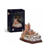 CUBICFUN 3D Palapeli Game of Thrones Red Keep