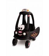 MGA LITTLE TIKES Musta taksi Coupe kävelyauto