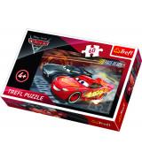 TREFL Palapeli 60 Autot 3