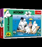 TREFL Palapeli Moomin, 60 palaa