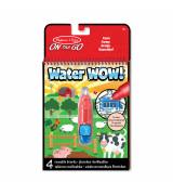 MELISSA & DOUG Water Wow! Vesimaalauskirja Maatila