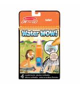 MELISSA & DOUG Water Wow! Vesimaalauskirja Safari