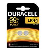 DURACELL paristot LR44 1,5 V 2 kpl