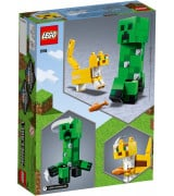 LEGO MINECRAFT BigFig Creeper™ ja Oselotti 21156