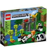 LEGO MINECRAFT Pandahoitola